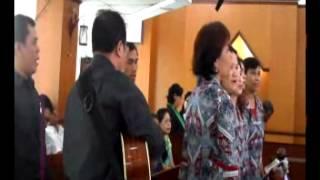 VG Haleluya - Gereja Bagai Bahtera (Ein Schiff das man Gemeinde nennt) (at GPIB Pancoran Jakarta)
