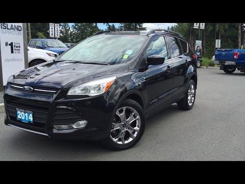 2017 Ford Escape Titanium +Vista Roof +Nav Review | Island Ford from YouTube · Duration:  3 minutes 5 seconds