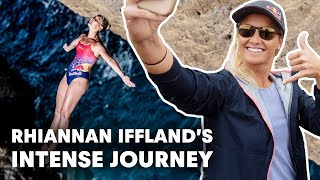 Rhiannan Iffland's Red Bull Cliff Diving Journey to the Philippines