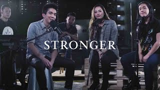 Stronger | New Creation Worship (Jermaine Leong, Joseph Yong, Angela Hoten)