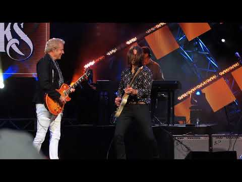 Don Felder Live at Epcot 2018 ....Already Gone