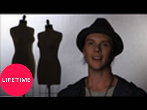 Project Runway: Logan Neitzel Video Blog (S6, E11) | Lifetime