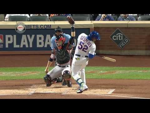 October 05, 2016-San Francisco Giants vs. New York Mets {NLWC}