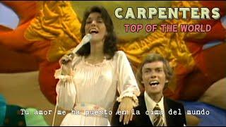 The Carpenters  -【top of the world】-  SUB ESPAÑOL