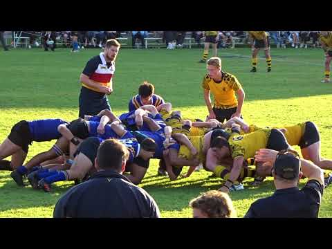 Scots College v Waverley [45-19] 2018 NSW schools rugby