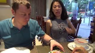 Китай и кухни мира #3: Ресторан Кавказ в Китае (русская кухня)