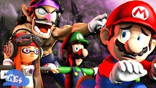 SMG4 Mario and the Waluigi Apocalypse