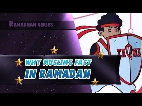 Why Muslims Fast in Ramadan? | Ramadhan Series | Subtitled