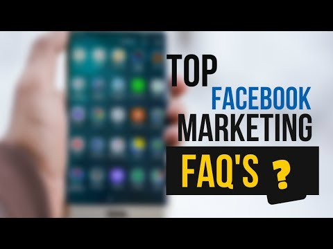 Facebook Marketing Tips, Tricks and FAQS