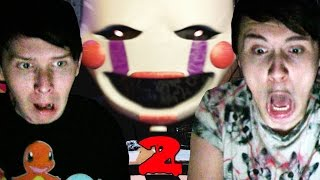 YAY JUMPSCARES! - Dan and Phil play: Five Nights At Freddy