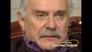 Михалков о книгах Андрона Кончаловского, в которых тот рассказал о всех своих романах