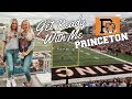 PRINCETON University GAME DAY Get Ready With Me  🏈 GRWM College Football Game Tailgate