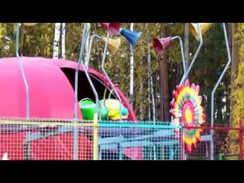 Клип Мишель - Осенний парк