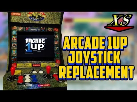 Repeat Arcade1up Mortal Kombat Control Panel Teardown! by