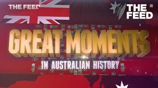 Great Moments in History SBS with Ray Martin