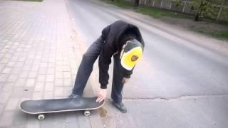 Как научиться кататься на скейте урок 2