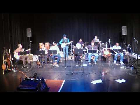 MCC Guitar Ensemble SP/18 Concert (McLennan Community College)