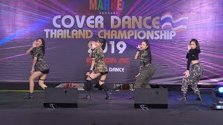 190707 BUSABA (บุษบา) cover BLACKPINK - Kill This Love + Kick It @ Cover Dance Thailand 2019