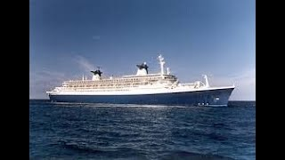 S.S France - S.S Norway - (Blue Lady)