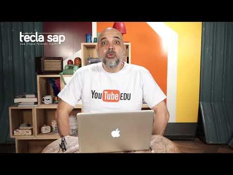 Tecla SAP no YouTube EDU
