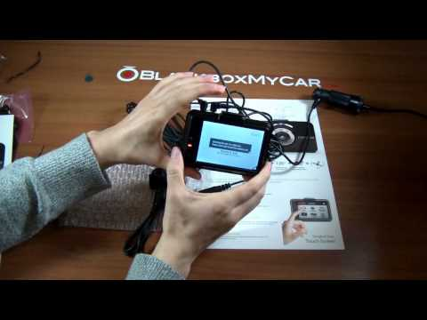 Korean Dash Camera with a LCD Touch Screen Preview - Batio's Forview