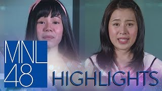 MNL48:  Eunice and Aria bid farewell to their MNL48 journey | Week 12