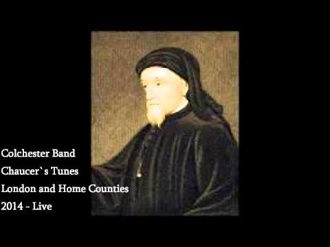 Chaucer`s Tunes -Colchester Band 2014