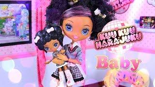 Unbox Daily: KuuKuu Harajuku Baby Doll PLUS DIY Craft | Combo Pack Doll Review thumbnail