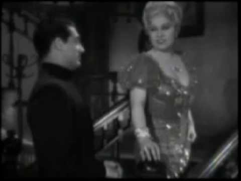 "Mae West: ""Come up and see me sometime!"""