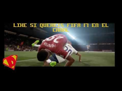 Tráiler FIFA 17 Reacción