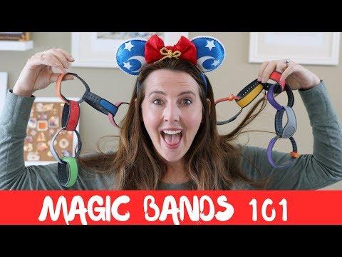 What Is A Disney Magic Band?  Walt Disney World 2019 Tips!