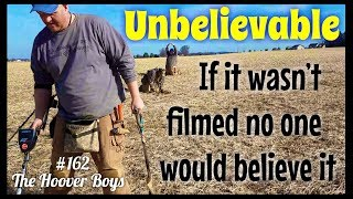 YOU WON'T BELIEVE WHAT WE FOUND METAL DETECTING IN THE MIDDLE OF NOWHERE! Unbelievable!!