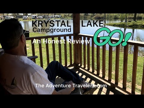 Krystal Lake Campground Honest Review