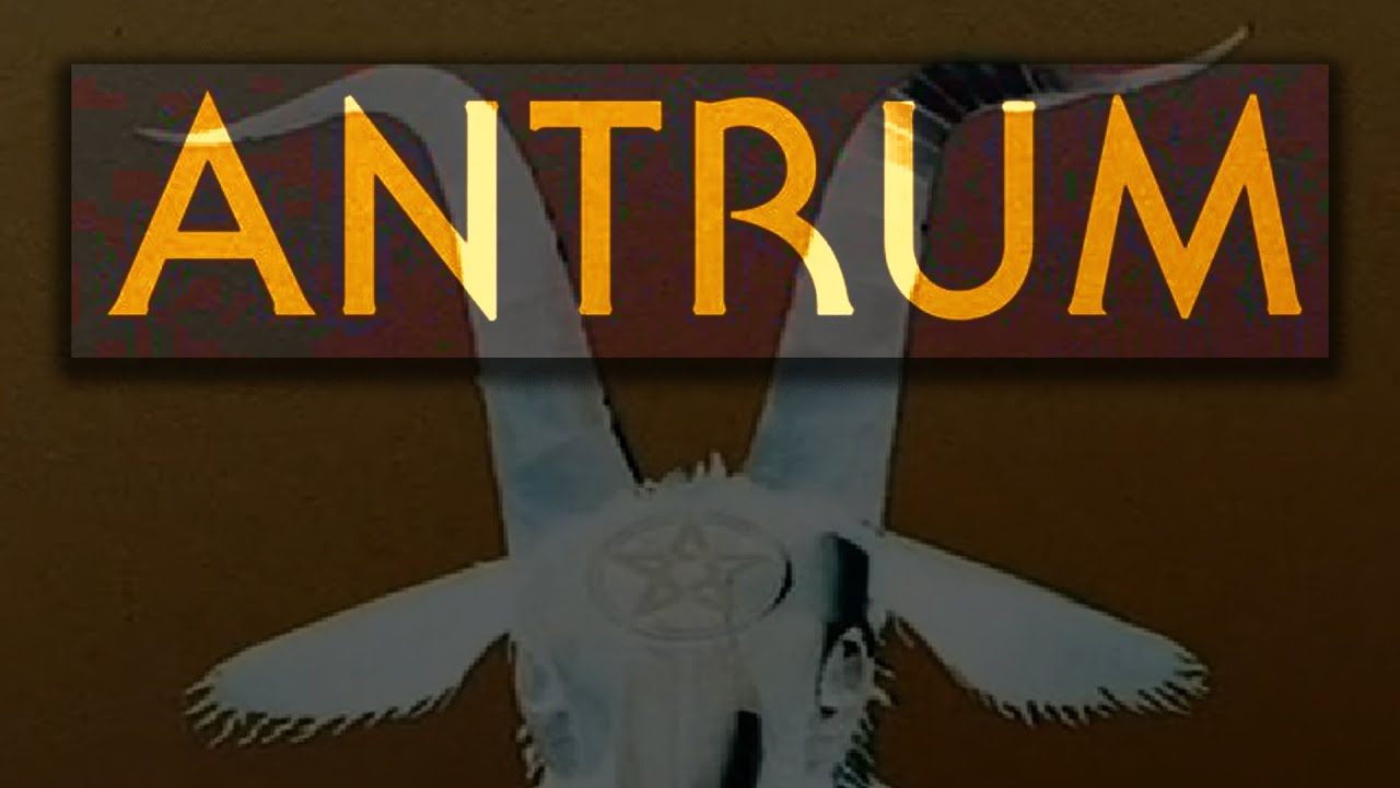 Download ANTRUM - The Lost Cursed Film is Finally Unleashed