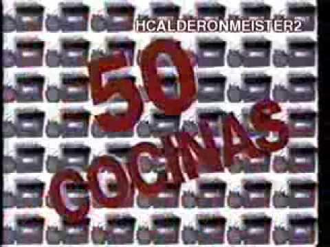 Avance Noticias Global TV Perú y Comerciales 1996.