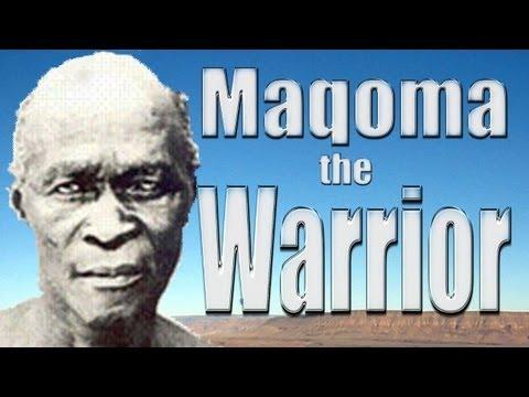 Maqoma: The Warrior