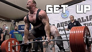 "Powerlifting Motivation - ""GET UP"""