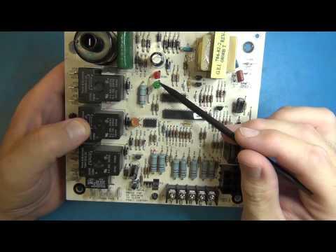 Repair HVAC - blower motor failure