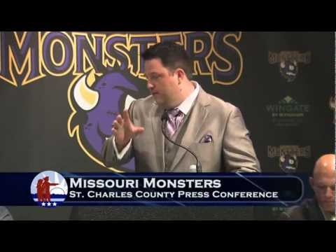 Missouri Monsters Press Conference