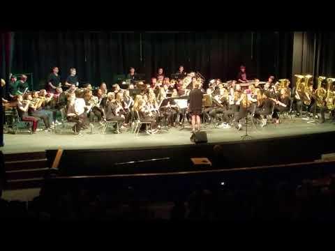 Ken Caryl Middle School Symphonic Band 12/13/17