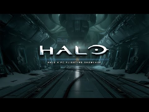 Halo 4 PC Flighting Showcase | Halo: The Master Chief Collection