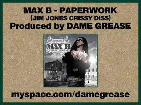 Max B - Paperwork