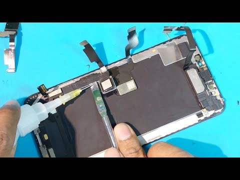 iPhone Xs Max touch problem fixing