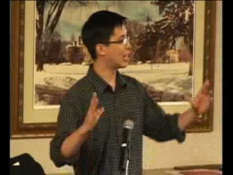 Author Gene Yang Speaks as Part of Graphic Novel Speakers Se