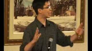 Author Gene Yang Speaks as Part of Graphic Novel Speakers Series