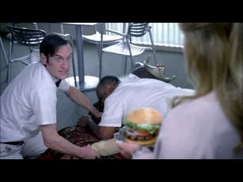 Burger King The King