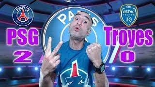 PSG-Troyes 2-0 - Azéd Stories