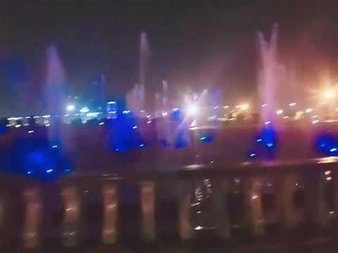 Musical fountain park gomti nagar.. Lucknow