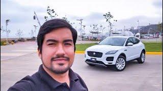 En Vivo Con El Nuevo Jaguar E-Pace