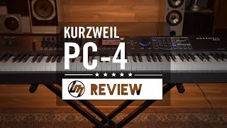 Kurzweil PC4 Performance Controller Keyboard | Better Music
